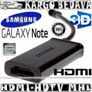 GALAXY NOTE N7000 9220 ORJ�NAL HDMI HDTV ADAPT�R