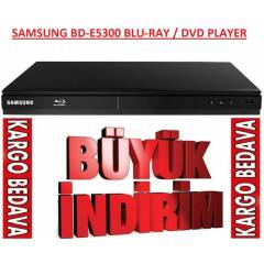 SAMSUNG BD-E5300 BLU-RAY DVD PLAYER+B�Y�K �NDR�M