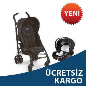 Chicco Lite Way Plus  Bebek Arabas� Night