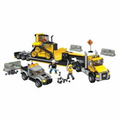 Mega Bloks Cat Mini Dozer Ve Ta��y�c� T�r Oyun S