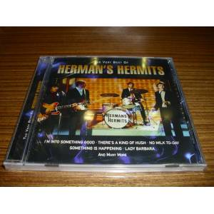 THE VERY BEST OF HERMAN'S HERMITS * CD