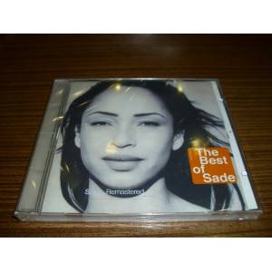 THE BEST OF SADE * CD