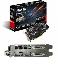 ASUS 1GB HD7790 GDDR5 128 Bit DC2OC-1GD5 HDMI