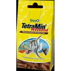 TETRAMIN WEEKEND BALIKLAR ���N TAT�L YEM� 66 ML.