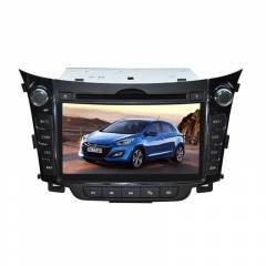 Necvox DVA 9952 HD Black Edition Hyundai I30 7 I