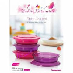 TUPPERWARE KR�STAL�N  4 L� SET  S�PERRRR