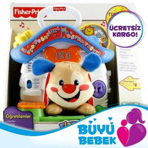 Fisher Price E�itici K�pek�i�in Evi