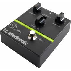 tc electronic Vintage Octa Screamer Pedal [DD]