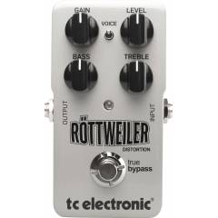 tc electronic R�ttweiler Distortion Pedal [DD]