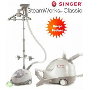 Singer Steam Works Classic Buharl� �t�