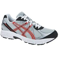 ASICS T2G0N 0121 PATRIOT 5 White Red Silver ATS