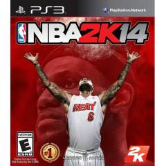NBA 2K14 PS3 OYUN  NBA 2014  --SIFIR--