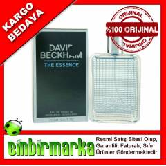 David Beckham Essence EDT 75 ml Erkek Parf�m�