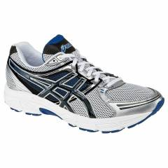 ASICS T2F4N 0190 GEL CONTEND White Black Blu ATS