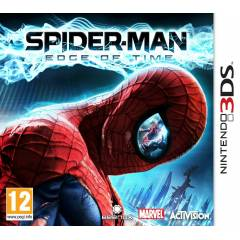 Spider Man Edge of Time SAS Nintendo 3DS PAL