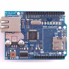Arduino ethernet shield , ethernet mod�l�