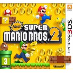 NINTENDO 3DS NEW SUPER MARIO BROS 2 STOKTA