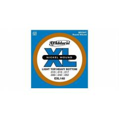 D'Addario EXL140 Nickel Wound