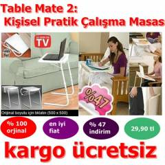 Table Mate 2: Ki�isel Pratik �al��ma Masas� orji