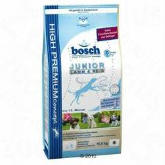 BOSCH JUNIOR LAMB  RICE K�PEK MAMASI 15 KG +
