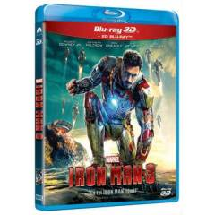 Iron Man 3 - Demir Adam 3 (3D+2D) BLU-RAY �R�N