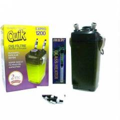 Quik ExPro 1200 D�� Filtre(Dolu) ISITICI HED�YE
