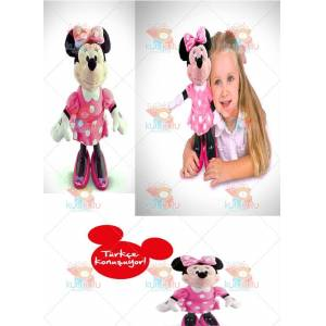 Minnie Mouse Oyuncak Pelu� �ark�lar Ve Masallar