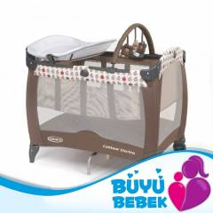 Graco Contour Electra Park Yatak Apple