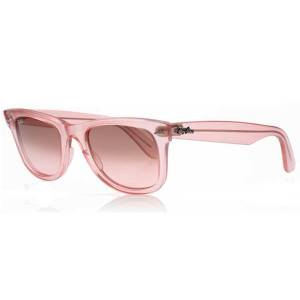 Ray-Ban RB2140 6057-X3 50-22 2F WAYFARER ICE POP
