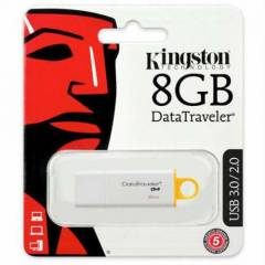 Kingston 8 GB DTIG4 USB 3.0 Flash Bellek