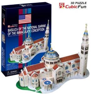 Cubic Fun 3D 44 par�a NATIONAL SHRINE