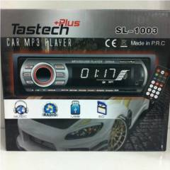 TASTECH SL-1003 50Wx4 RADIO SD USB MP3 OTO TEYP