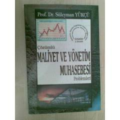 ��Z�ML� MAL�YET VE Y�NET�M MUHASEBES� PROBLEMLER