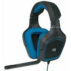 Logitech G430 Surround Sound Gaming Kulakl�k