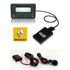 Renault Megane USB SD AUX Aparat� ve Bluetooth