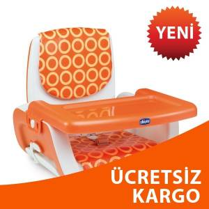 Chicco Mode Y�kseltici Mama Sandalyesi Orange