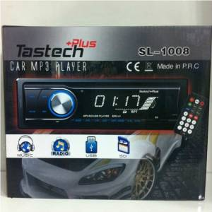TASTECH SL-1008 50Wx4 RADIO SD USB MP3 OTO TEYP