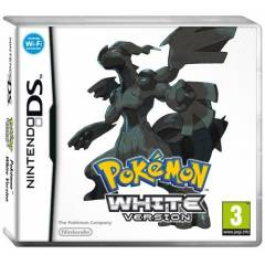 POKEMON WHITE VERSION DS SIFIR AMBALAJINDA