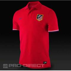ATLET�CO MADR�D NIKE POLO TSH�RT
