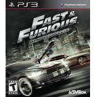 FAST&FURIOUS SHOWDOWN 2 K���L�K PS3 OYUNU