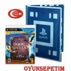 Wonderbook Book of Spells-Sihirli Kitap Ps3 Oyun