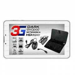 "Dark EvoPad 3G M7240KIT 7"" �ift �ek. Tablet"