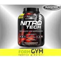 Nitrotech MUSCLETECH Performance  Protein 1,8 kg