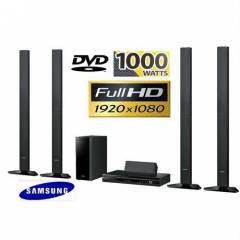 Samsung HT-F455 1000W FULL HD 5.1 DVD Ev Sinema