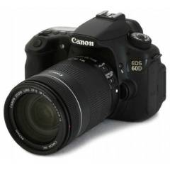 Canon EOS 60D 18-135mm IS Lens DSLR Foto�raf Mak