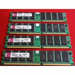1 GB DDR 400 K�NGSTON PC3200 RAM