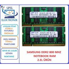 SAMSUNG DDR2 800 MHZ NOTEBOOK RAM