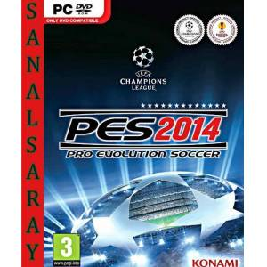 PRO EVOLUTION SOCCER 2014 PES 14 CDKEY CD KEY