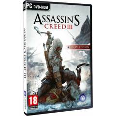 PC ASSASSIN'S CREED 3 SPECIAL EDITION KUTULU