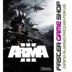 Arma 3 III Steam Key EU �oklu Dil Destekli